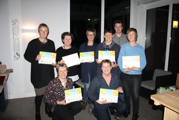 Ontvangst certificaten Boerderij Educatie Nederland